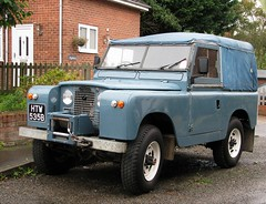 HTW 535B (1) (Nivek.Old.Gold) Tags: 1964 land rover 88 series 2a softtop 3528cc