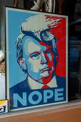 NOPE (Karol A Olson) Tags: nope trump no