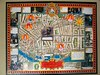 Jack the Ripper's London (pefkosmad) Tags: jigsaw puzzle hobby leisure pastime jacktheripper murder london whitechapel unsolved mystery victorian map 1000pieces complete new unopened legendsaroundtheworld usa lagoonpuzzles eastend prostitutes