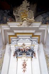 Trier, Theberstrae, St. Paulin, Langhaussule  (St. Paulinus' Church, nave column) (HEN-Magonza) Tags: trier rheinlandpfalz rhinelandpalatinate theberstrase sule column stpaulinkirche stpaulinuschurch deutschland germany