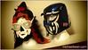 Luchador Masks for Lucha Libre