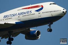 G-CIVO - 28849 - British Airways - Boeing 747-436 - Heathrow - 100617 - Steven Gray - IMG_4192