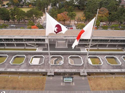 奈良県庁屋上展望台-07