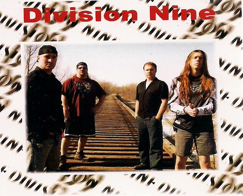 11/20/10 Division Nine Promo Card