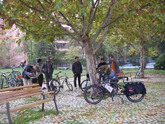 Cicloficina de Novembro em Lisboa
