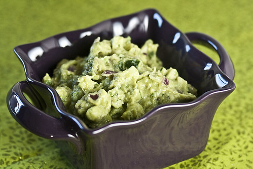 Green Apple Guacamole 2