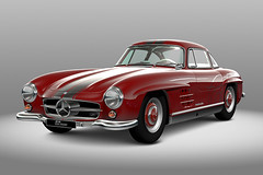 Gran Turismo 5: Collector's Edition for PS3: Mercedes-Benz 300 SL Coupe