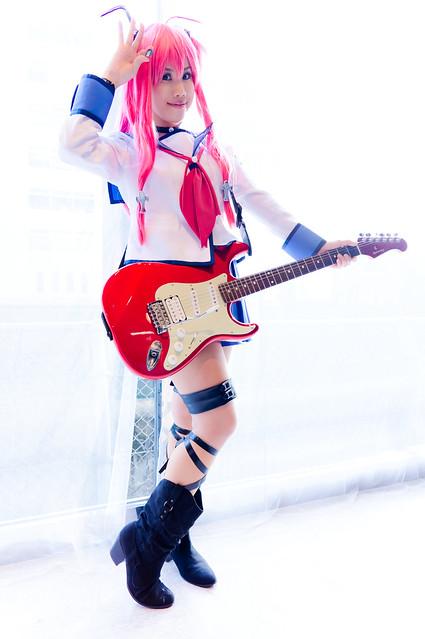 2010-11-20(土) こす★みっくフェスタin秋葉原 お名前:鏡花さん 作品名:Angel Beats! キャラ:ユイ 00618