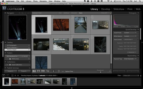 47/52: Lightroom 3