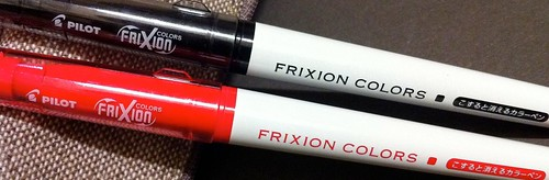 FRIXION COLORS