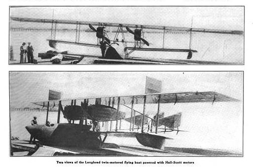 Lougheed Brothers Plane