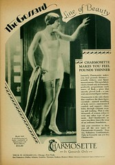 Vintage Advert for Gossard Corsets : Photoplay Aug 1929 (CharmaineZoe) Tags: 1920s vintage magazine advertising advertisement nostalgia advert photoplay twenties filmmagazine