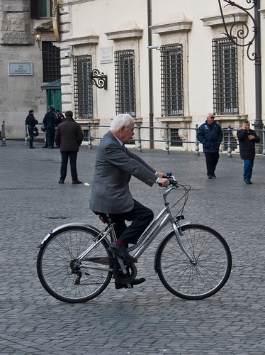 Rome Cycle Chic - Uomo 6