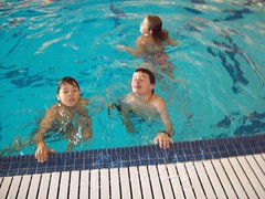 Owen and Carter (cbrassard3244) Tags: swimming