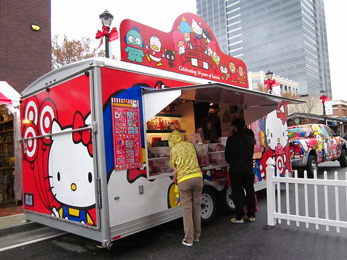 Sanrio Pop Up Shop 28