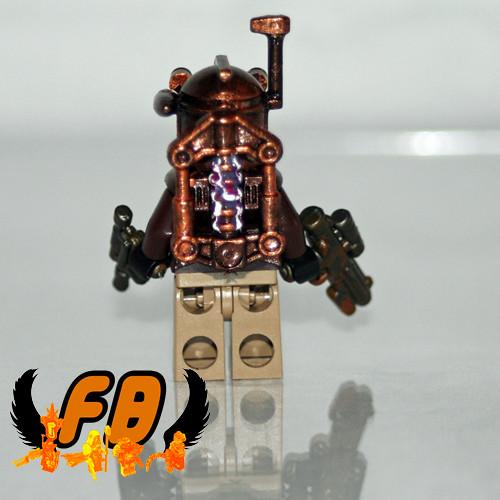 A Clone Apart: Family Bricks Custom Minifigure Blog: Day 75