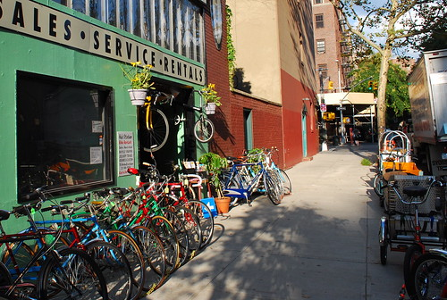 West Village Bike Shop