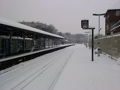 Oxted Station