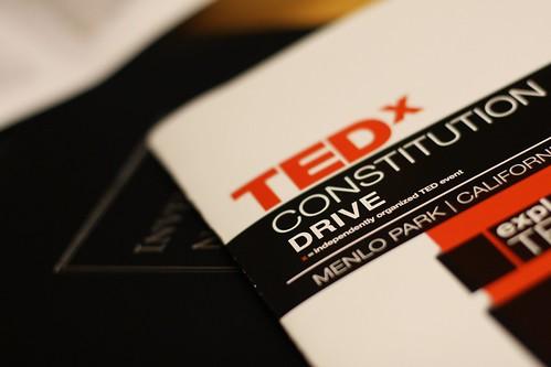 TEDxConsDrive Programs