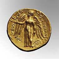 Alexander Great stater reverse