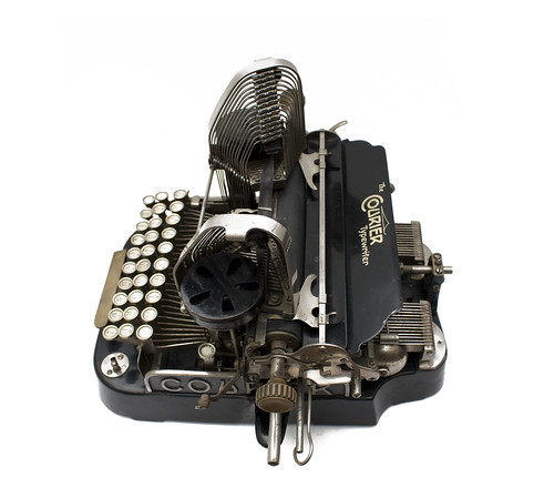 The Courier Typewriter