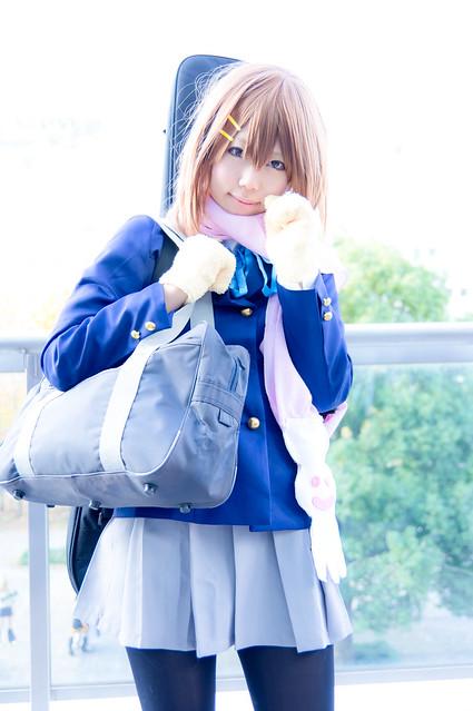 2010-11-28(日) コスプレ博inTFT お名前:雲英さくらさん 作品名:けいおん! キャラ:平沢唯 00394.jpg