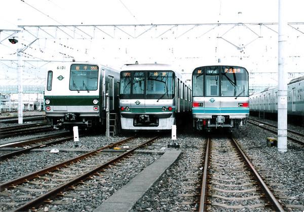 綾瀬車両基地