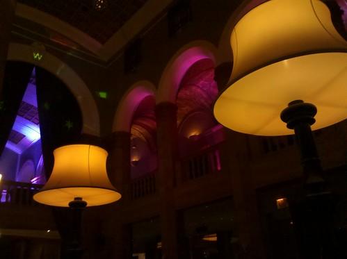 W lobby