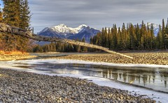 memories of a time before the ice (Matthew P Sharp) Tags: winter mountains cold fall ice 7d banff