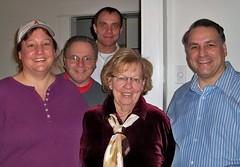 Carol Hoernlein housewarming 12/5/10