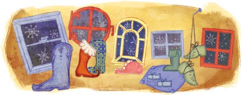 Google Sinterklaas