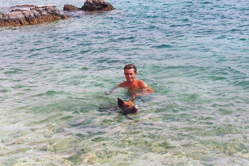 Albánie aneb Má se jako prase v moři