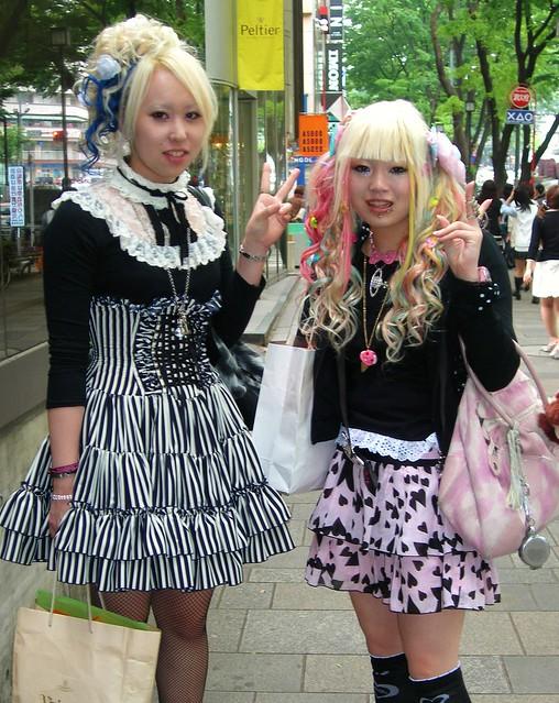 Tokyo's dolls
