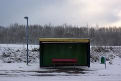 haltestelle (stammi) Tags: winter pentax busstop haltestelle industar maschen industar502 k10d 502
