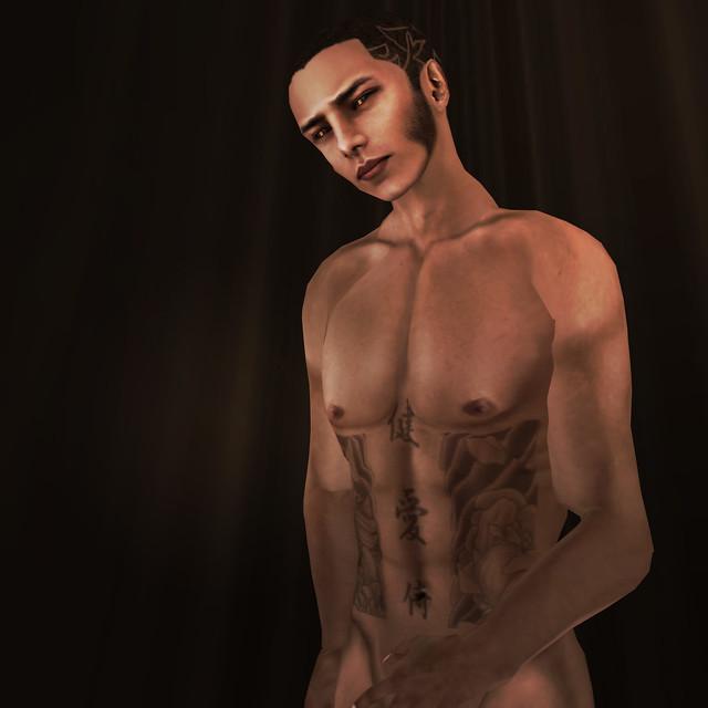 DNA Damien skin.