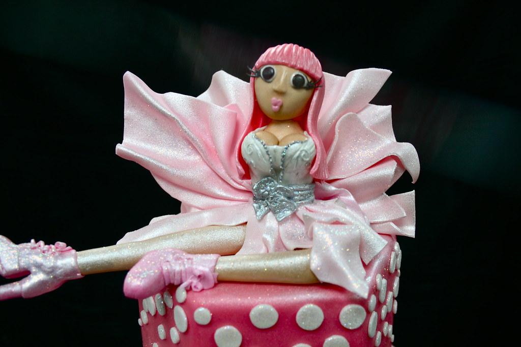 Nicki Minaj Barbie Gimme Some Sugar Vegas Tags Birthday Pink