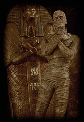 Diamond Select Universal Monsters - The Mummy [Exclusive] (Ed Speir IV) Tags: classic monster 1932 toy toys actionfigure egypt diamond egyptian figure horror sarcophagus monsters priest universal mummy studios creature figures exclusive select imhotep