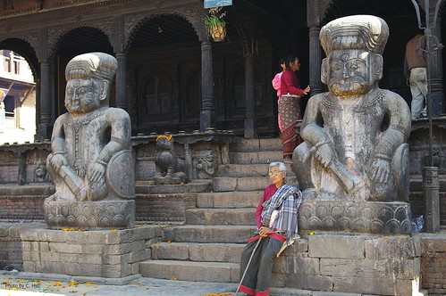 Bhaktapur - Dattatraya Temple