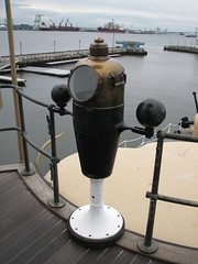 Magnetic compass on the USS Olympia (FranMoff) Tags: boat ship navy olympia cruiser uss compass magnetic c6 ca15 protectedcruiser cl15 ix40