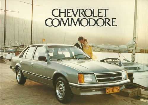 South Africa's Chevrolet