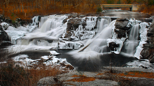 Cinnamon and Frosting, Resica Waterfall