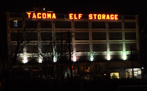 Tacoma Elf Storage
