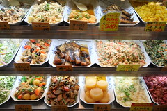 Market (Teruhide Tomori) Tags: travel japan shop dinner menu lunch store kyoto dish market traditional   nishiki  ichiba