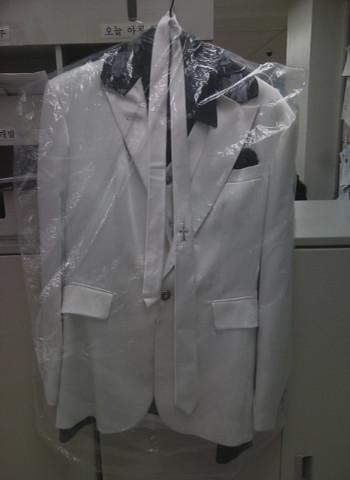 Rain's Clothes