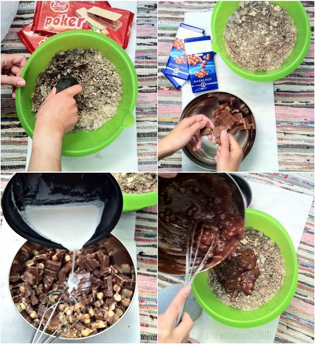 Step by Step : Homemade Ferrero Rocher
