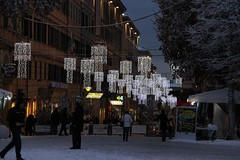 Christmas lights (lucia.dziakova) Tags: neveadancona night nightphotography notte luce luci italia christmas ancona nightshot city citt christmaslights christmas2010 christmasnight canonphotography canoniani canoneos500d architecture anconaneve anconamarche anconacentro persone persons people paesaggio paesaggi nuvole notturne nightshots nightphoto nightlights nevenellemarchedicembre2010 nevenellemarche2010 nevenellemarche nevemarchenevenevemarche nevemarche neveinancona neveanconadicembre2010 neveanconaitalia neveadanconadicembre2010 neve neveadancona2010 neve2010 natalizio nataleadancona marche marcheneve lights laneve laneveadancona laneve2010 italy italianflickr inverno2010 inverno fotonotturne fotourbane fotografimarchigiani fotografianotturna flickritalia clouds snowintheitaly snowintheitaly2010 snowintheancona2010 snow2010 snow winter2010 winter weather withoutflash natale dicembre2010ancona dicember dicembre