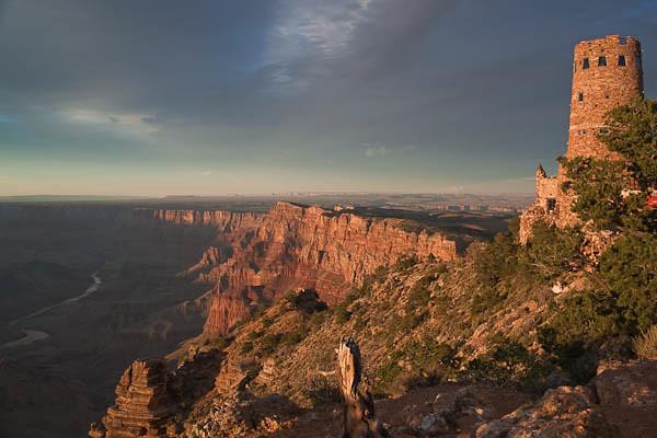 Grand Canyon 7:29 PM