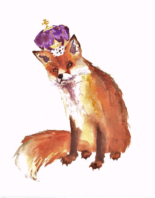 eastwitching fox