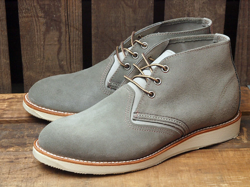 Red Wing / #3144 Work Chukka