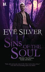 September 1st 2010 by HQN Books    Sins of the Soul (Otherkin Trilogy #2) by Eve Silver